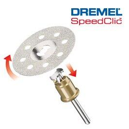 DREMEL® SpeedClic™: diamantskæreskive (SC545)