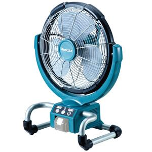 Makita VENTILATOR 14,4 - 18V LI-ION DCF300Z U/batteri & lader