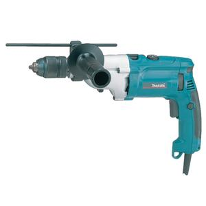 Makita SLAGBOREMASKINE 2 GEAR 13MM HP2071FJ 1010W