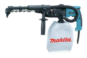 Makita BORE-/MEJSELHAMMER SDS PLUS HR2432 780W
