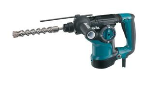 Makita BORE-/MEJSELHAMMER SDS PLUS HR2811F 800W