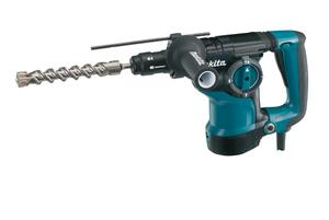 Makita BORE-/MEJSELHAMMER SDS PLUS HR2811FT 800W