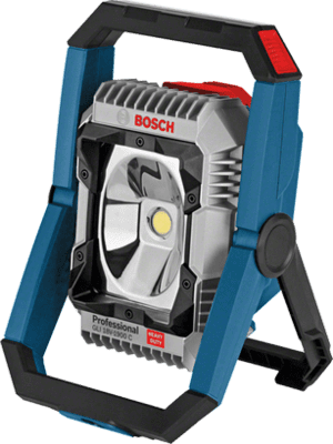Bosch Akku-lampe GLI 18V-1900C Professional Bluetooth connectivity