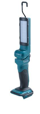 Makita LED LAMPE 14,4-18V LI-ION DEADML801 U/batteri & lader