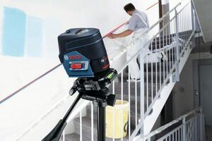 Bosch Linielaser GCL 2-50 C Professional m/stativ connect