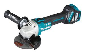 Makita VINKELSLIBER 125MM 18V DGA513Z U/batteri & lader