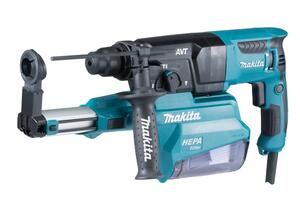 Makita BOREHAMMER SDS PLUS 26MM HR2651J 800W