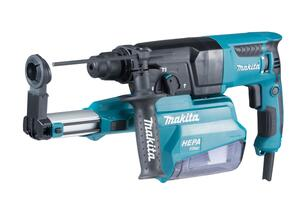 Makita BOREHAMMER SDS PLUS 26MM HR2650J 800W