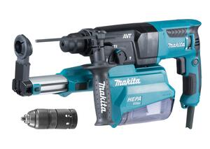 Makita BOREHAMMER SDS PLUS 26MM HR2651TJ 800W