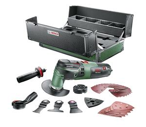 Bosch Multifunktions PMF 250 CES premium Toolbox 10 year Anniversary