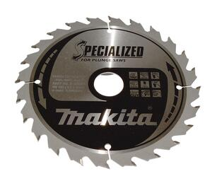 Makita SPECIALIZED HM DYKSAVKLINGE 190X30 mm, 24 tænder
