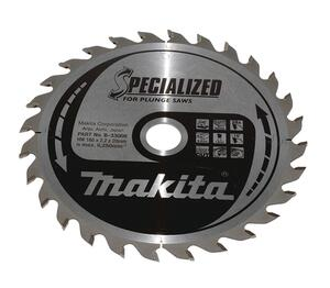 Makita SPECIALIZED HM DYKSAVKLINGE 165x20 mm, 28 tænder