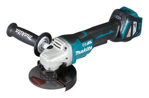 Makita VINKELSLIBER 125MM 18V DGA517Z U/batteri & lader
