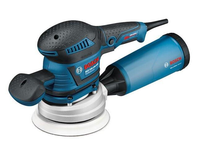 Bosch GEX 125-150 AVE Professional excentersliber