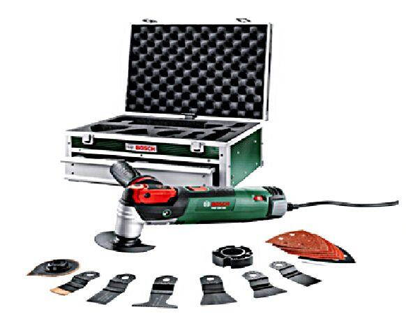 Bosch Multifunktions PMF 250 CES premium Toolbox