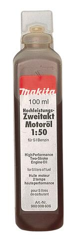 Makita 2TAKT-OLIE 100ML 980008606