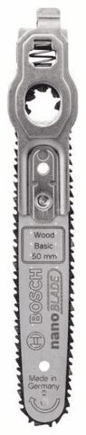 Bosch nanoBLADE Wood Basic 50