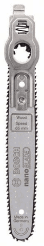 Bosch nanoBLADE Wood Speed 65