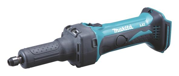 Makita LIGESLIBER 6MM 18V DGD800Z U/batteri & lader