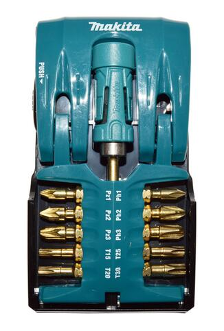 Makita TORSION BITSÆT 11 DELE B-30754