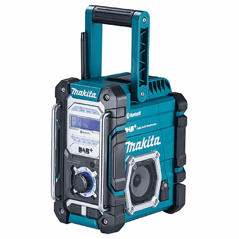 Makita ARBEJDSRADIO BLUETOOTH/DAB+ DMR112 U/batteri & lader