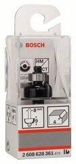 Bosch Hulkelfræsere med kuglelejer 20,7 mm - Standard for Wood